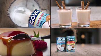 Goya Foods Coconut Milk TV Spot, 'Sweeten Up That Routine' - Thumbnail 10