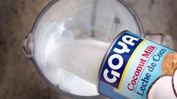 Goya Foods Coconut Milk TV Spot, 'Sweeten Up That Routine' - Thumbnail 3