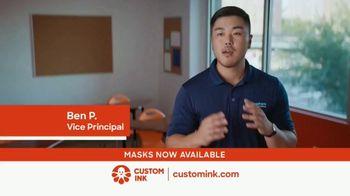 CustomInk TV Spot, 'Ben Testimonial: Masks' - Thumbnail 1