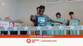 CustomInk TV Spot, 'Ben Testimonial: Masks' - Thumbnail 2