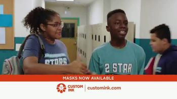 CustomInk TV Spot, 'Ben Testimonial: Masks' - Thumbnail 3