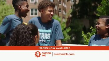CustomInk TV Spot, \'Ben Testimonial: Masks\'
