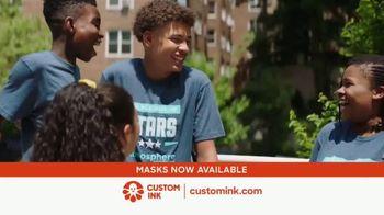 CustomInk TV Spot, 'Ben Testimonial: Masks'