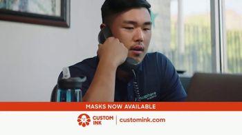 CustomInk TV Spot, 'Ben Testimonial: Masks' - Thumbnail 5