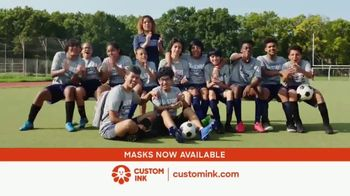 CustomInk TV Spot, 'Ben Testimonial: Masks' - Thumbnail 6