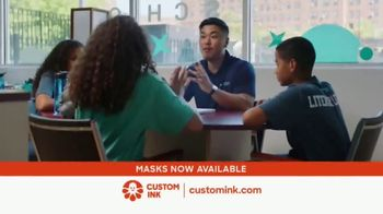 CustomInk TV Spot, 'Ben Testimonial: Masks' - Thumbnail 7