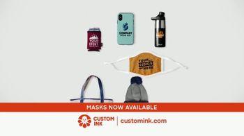 CustomInk TV Spot, 'Ben Testimonial: Masks' - Thumbnail 8