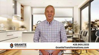 Granite Transformations TV Spot, 'Off-Time: Flexible Financing Options' - Thumbnail 1