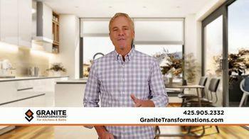 Granite Transformations TV Spot, 'Off-Time: Flexible Financing Options' - Thumbnail 2