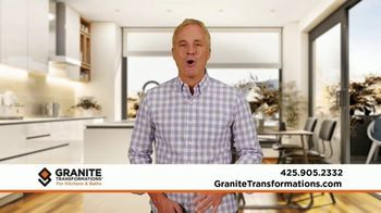 Granite Transformations TV Spot, 'Off-Time: Flexible Financing Options'
