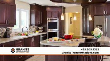 Granite Transformations TV Spot, 'Off-Time: Flexible Financing Options' - Thumbnail 4