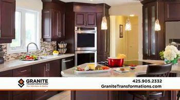 Granite Transformations TV Spot, 'Off-Time: Flexible Financing Options' - Thumbnail 5