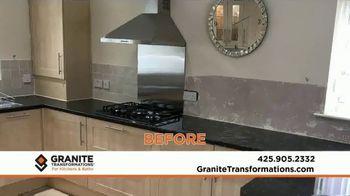 Granite Transformations TV Spot, 'Off-Time: Flexible Financing Options' - Thumbnail 6