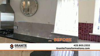 Granite Transformations TV Spot, 'Off-Time: Flexible Financing Options' - Thumbnail 7