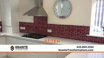 Granite Transformations TV Spot, 'Off-Time: Flexible Financing Options' - Thumbnail 8