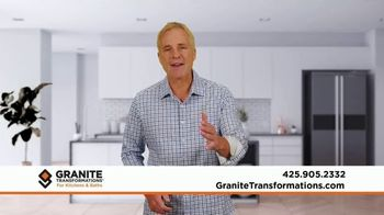 Granite Transformations TV Spot, 'Holidays: Visit My Friends'