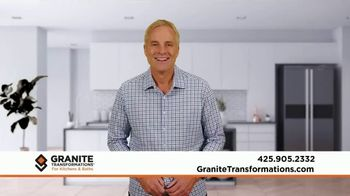 Granite Transformations TV Spot, 'Holidays: Beauty That Lasts' - Thumbnail 1
