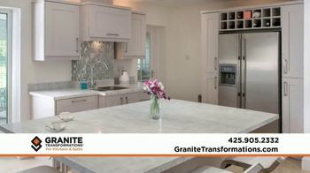 Granite Transformations TV Spot, 'Holidays: Beauty That Lasts' - Thumbnail 3