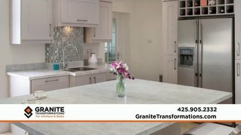 Granite Transformations TV Spot, 'Holidays: Beauty That Lasts' - Thumbnail 4