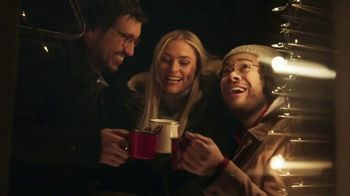 Maker's Mark TV Spot, 'Holidays: Yule Log' Song by Harbour Lights