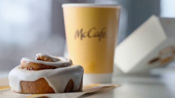 McDonald's Cinnamon Roll TV Spot, 'All Day' - Thumbnail 3