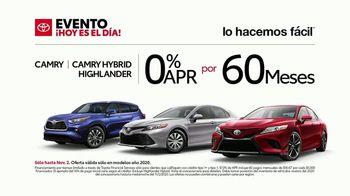 Toyota ¡Evento Hoy Es el Día! TV Spot, 'Dar un giro' canción de OutKast [Spanish] [T2] - Thumbnail 6