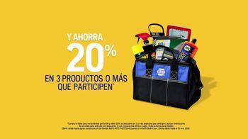 NAPA Auto Parts TV Spot, 'Las autopartes que necesitas: bolsa para herramientas' [Spanish] - Thumbnail 6