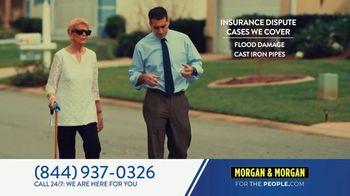 Morgan & Morgan Law Firm TV Spot, 'Insurance Companies: Turning No Into Yes' - Thumbnail 4