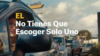 McDonald's Buy One, Get One for $1 TV Spot, 'Pedir desde el auto' [Spanish] - Thumbnail 6