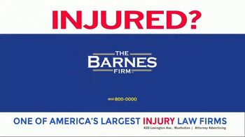 The Barnes Firm TV Spot, 'Insurance Wasn't Fair' - Thumbnail 8