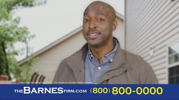 The Barnes Firm TV Spot, 'Insurance Wasn't Fair' - Thumbnail 4