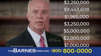 The Barnes Firm TV Spot, 'Insurance Wasn't Fair' - Thumbnail 5