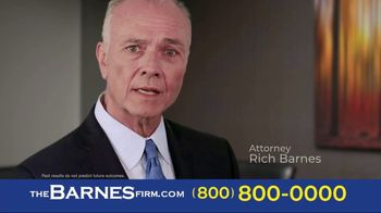 The Barnes Firm TV Spot, '35 Years' - Thumbnail 4