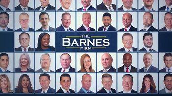The Barnes Firm TV Spot, '35 Years' - Thumbnail 7