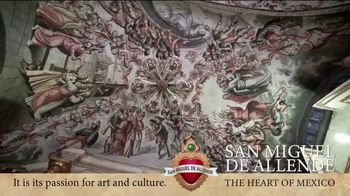 Visit San Miguel de Allende TV Spot, 'It Is' - Thumbnail 6