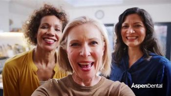 Aspen Dental TV Spot, 'Sharing Smiles Together: Free Exam and X-Rays' - Thumbnail 1
