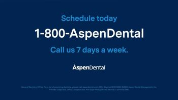 Aspen Dental TV Spot, 'Sharing Smiles Together: Free Exam and X-Rays' - Thumbnail 8