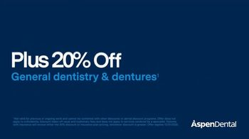 Aspen Dental TV Spot, 'Sharing Smiles Together: Free Exam and X-Rays' - Thumbnail 4