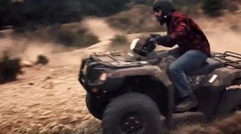 Honda Powersports TV Spot, 'Power, Technology and Quality' - Thumbnail 2