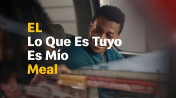 McDonald's Buy One, Get One for $1 TV Spot, 'Lo que es tuyo es mío'  [Spanish] - Thumbnail 4
