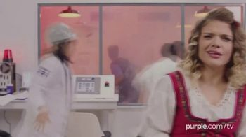 Purple Mattress Best Black Friday Ever TV Spot, 'Angry Memory Foam' - Thumbnail 9