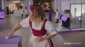 Purple Mattress TV Spot, 'Black Friday: Angry Memory Foam' - Thumbnail 3