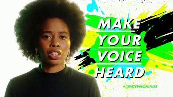 Create Your Future TV Spot, 'Making Change Happen' Featuring Rapsody - Thumbnail 4