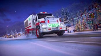 2020 Hess Toy Ambulance and Rescue TV Spot, 'Flashing Lights'