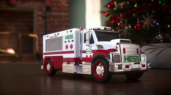 2020 Hess Toy Ambulance and Rescue TV Spot, 'Flashing Lights' - Thumbnail 6