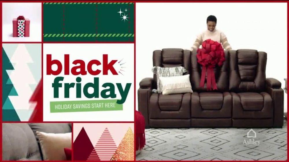 Ashley Homestore Black Friday Doorbusters Tv Commercial Skip The Line Ispot Tv