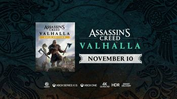 Assassin's Creed: Valhalla Gold Edition TV Spot, 'A New Life' - Thumbnail 9