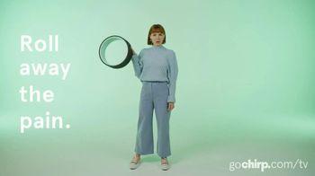 Chirp Wheel TV Spot, 'Roll Away the Pain'