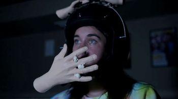 GEICO TV Spot, 'Horror Helmet' - Thumbnail 4