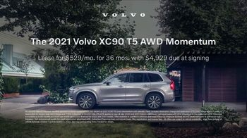 2021 Volvo XC90 TV Spot, 'The Parents' Song by Pete Seeger [T2] - Thumbnail 10